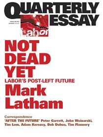Latham's neo-liberal Latham and Abbott's right rat-snake