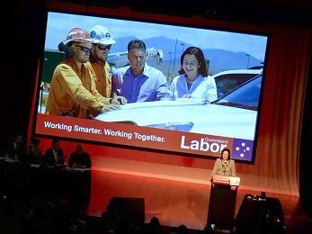 Queensland Labor Party State Conference 2015