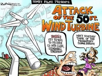 Anti-wind farm Waubra Foundation infiltrates Government wind farm review