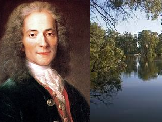 Voltaire and the Murray-Darlin Basin Plan