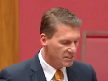 NEWS UPDATE: Cory Bernardi's ship finally sails