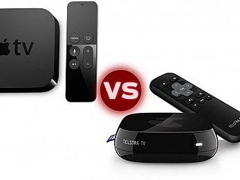 Screen Themes tech review — Apple TV vs Telstra TV
