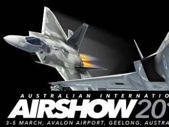 Melbourne's air warfare convention: 'The ultimate family adventure'?