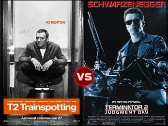 Screen Themes: T2 Trainspotting vs Terminator 2 Judgment Day