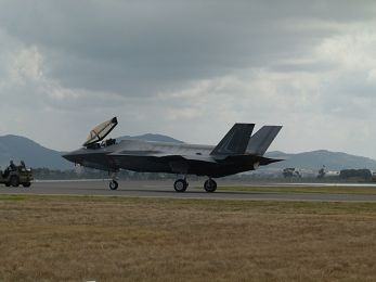 Disaster at Avalon: The F-35 Strikes out
