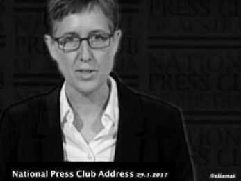 Sally McManus: Australian social democracy's new hero