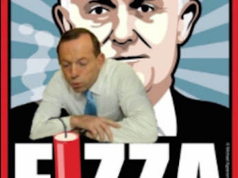Mungo MacCallum: Abbott, Turnbull and the company tax cuts half-win fizza