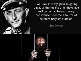 The banality of Peter: Is Dutton the new Adolf Eichmann?