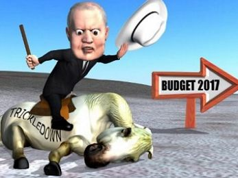 Scott Morrison tries to deceive the bankers, the voters and himself