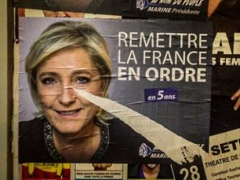 IA EXCLUSIVE: French presidential election: Fascism and how to fight it