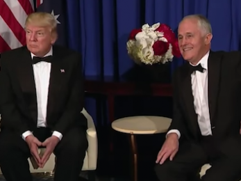 What Trumble's cringeworthy meeting with Trump means for Australia