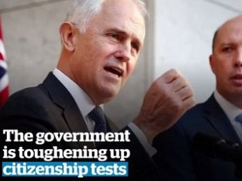 The Turnbull Government, Australian values and the dogwhistle