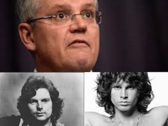 Scott Morrison (plus Van and Jim) on community radio