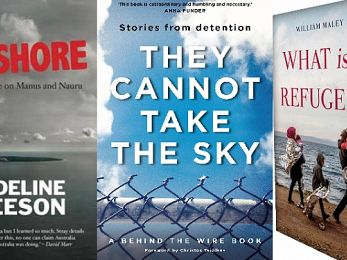 Advocacy with heads and hearts: Three recent refugee books reviewed