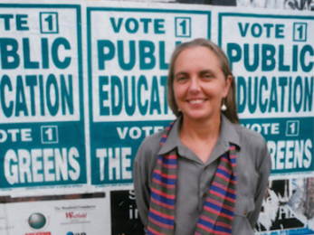 Lee Rhiannon, Gonski 2.0 and the battle for the soul of the Greens