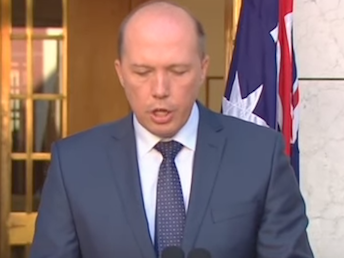Mungo MacCallum: Dutton, citizenship and that pesky rule of law