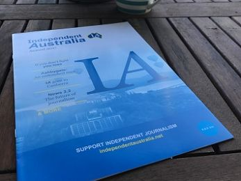 1,000 LIMITED EDITION IA PRINT MAGAZINES PUBLISHED