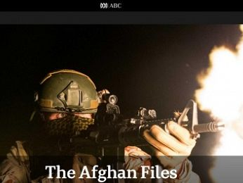 Afghan Files expose corruption of war