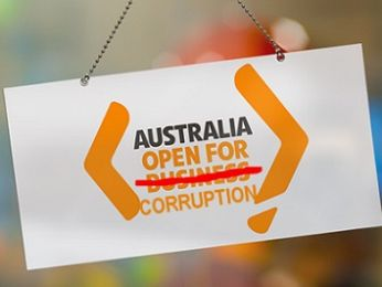 Corruption rife in Turnbull's Australia — aided by corrupt mass media