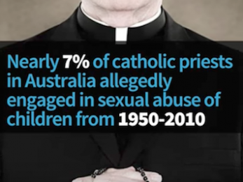 Child Sexual Abuse Royal Commission and the Catholic confessional sanctity