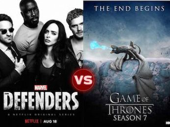 Screen Themes: The Defenders vs Game of Thrones