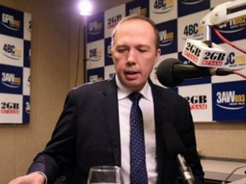 Meat to the bigots: Peter Dutton, Alan Jones and the PC myth