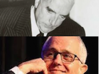 Malcolm Turnbull's struggle to be Bob Menzies