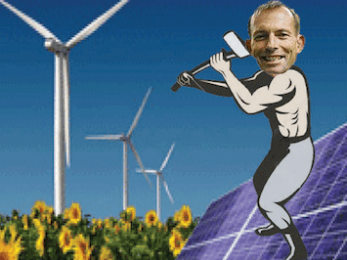 Tony Abbott's ignorance and the Coalition's war on renewables