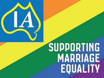 Support marriage equality? Yes. We do!