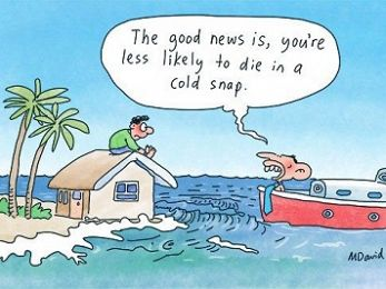 CARTOON: Cold snap