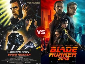 Screen Themes: Blade Runner vs Blade Runner 2049