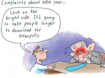 Turnbull admits #NBNFail train wreck — now blames Labor