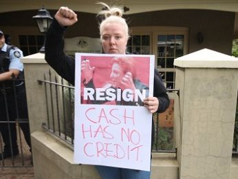 Cash does Turnbull no credit — so why is she not a spent force?
