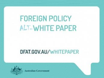 A Foreign Affairs Alt-White Paper