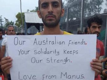 Frydenberg and the Manus concentration camps