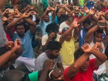 Manus Island: A crime of the heart