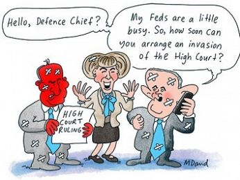 Things Michaelia knows and we don't — yes there are some!