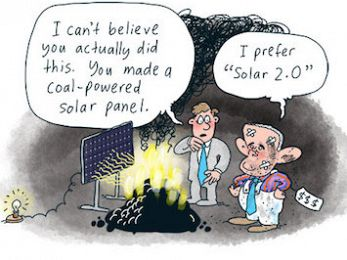 The IEA's World Energy Outlook and its coal bias