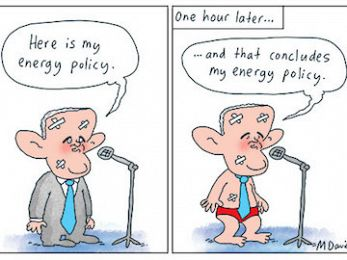 Health implications of Coalition's energy policy