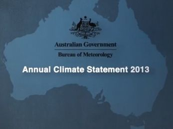 BoM: 2013 was Australia's hottest year on record