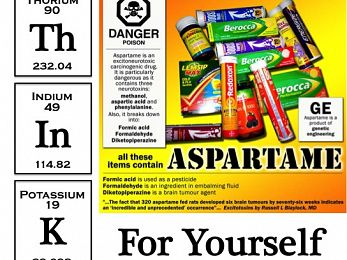 Think for Yourself: Aspartame
