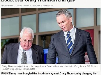 The collapse of the case against Craig Thomson