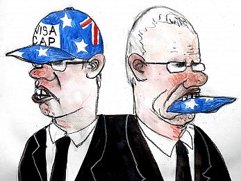 Morrison sorts it out