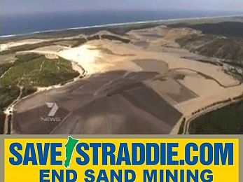 Newman's Straddie sand mining bill: The Sibelco favours