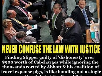 The Peter Slipper conviction and the AFP