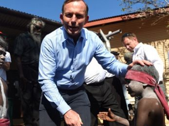 Tony Abbott, terror and a Treaty