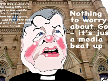 Ted Baillieu halted Cardinal Pell's wet dreams (Part One)