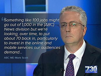Mark Scott's ABC cuts reveal divide: Sydney-Melbourne vs the bush