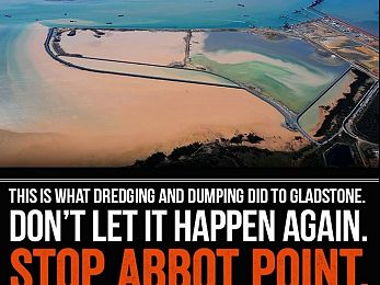 Abbot Point: Dumping on land at Caley Valley