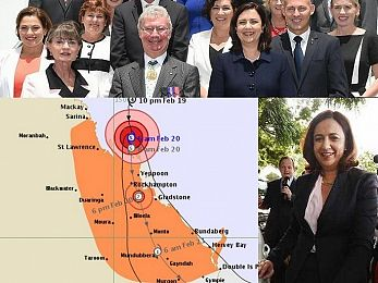 Cyclone Marcia far from Premier Palaszczuk's only challenge